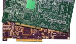 Bare PCB View